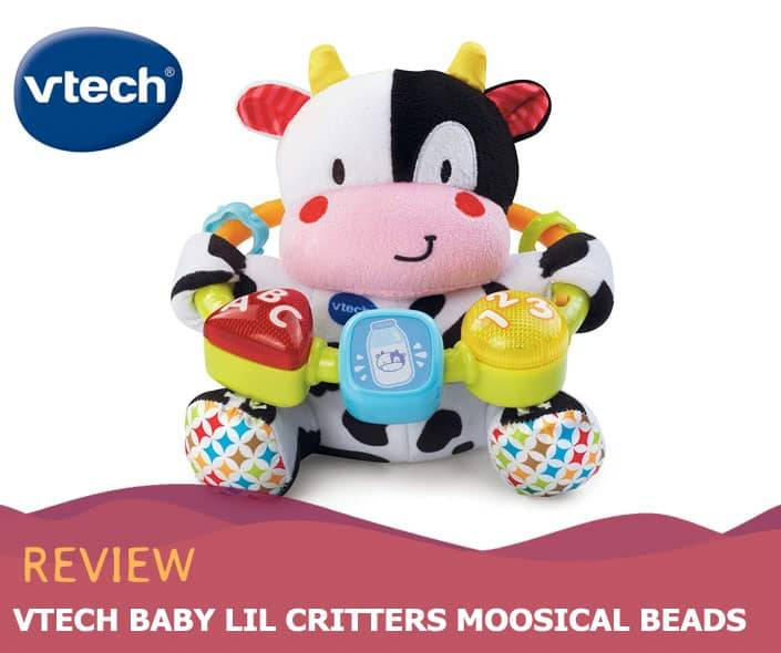 Featured image of VTech Lil Critters Moosical Beads review