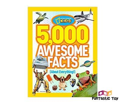 Product image of 5,000 Awesome Facts (About Everything!)
