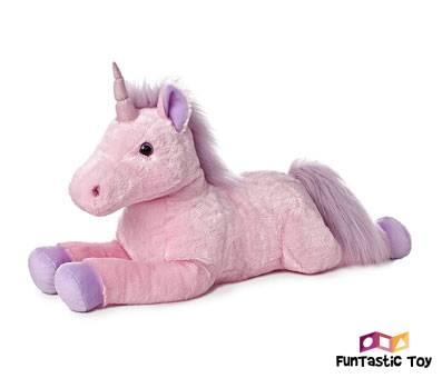 Product image of Aurora World Super Flopsie Celestia Horse Plush