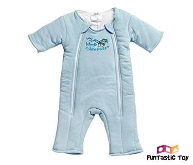Product image of Baby Merlins Magic Sleepsuit