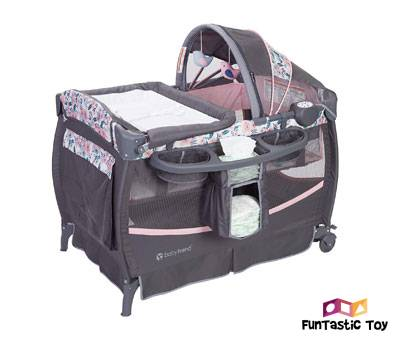 Product image of Baby Trend Deluxe II Nursery Center