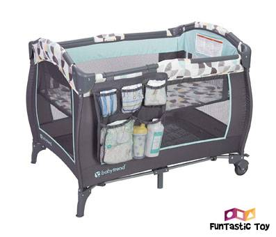 Product image of Baby Trend Trend-E Nursery Center