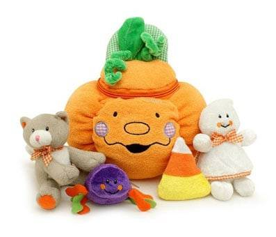 Product image of Babys My First Pumpkin Play Set
