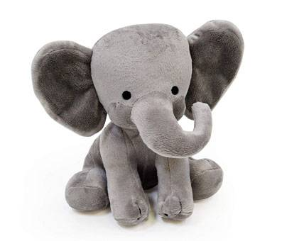 Product image of Bedtime Originals Choo Choo Express Plush Elephant