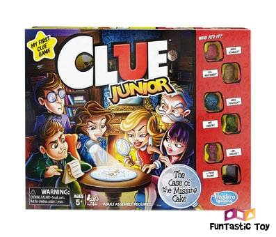 Product image of Clue Junior