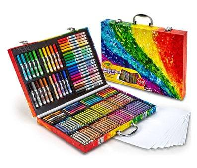 Product image of Crayola 140 Count Art Set