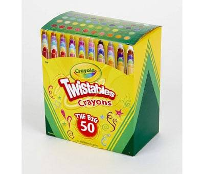 Product image of Crayola Mini Twistables Crayons