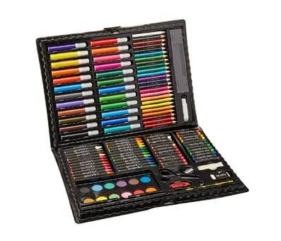 Product image of Darice 120-Piece Deluxe Art Set