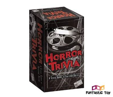 Product image of Endless Games Horror Trivia Card Game for Teens