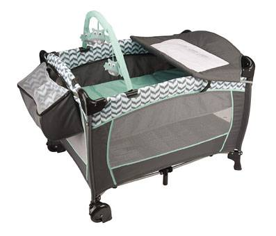 Product image of Evenflo Portable BabySuite Deluxe