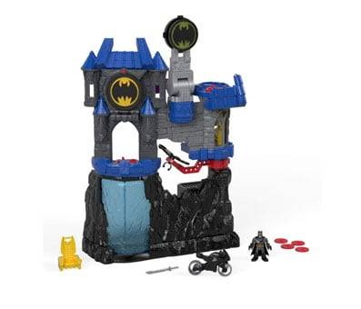 Product image of Fisher-Price Imaginext Wayne Manor Batcave