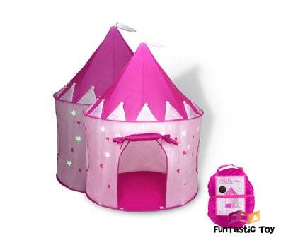 Product image of FoxPrint Princess Castle Play Tent