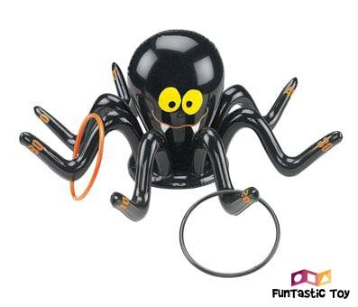 Product image of Fun Express - Inflate Spider Ring Toss Game for Halloween