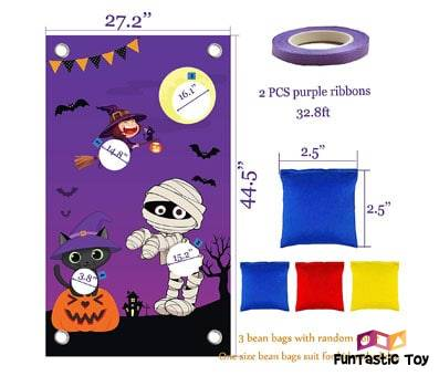 Product image of Funnlot Halloween Outdoor Toss Game