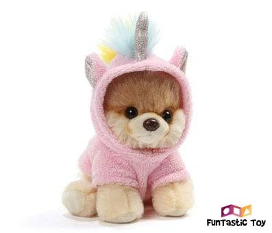 Product image of GUND Worlds Cutest Dog Boo Itty Bitty Boo