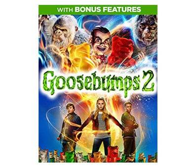 Product image of Goosebumps 2 With Bonus Content