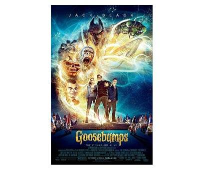 Product image of Goosebumps