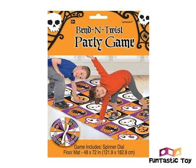 Product image of Halloween Bend and Twist Party Game
