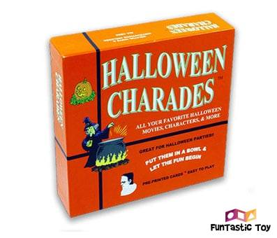 Product image of Halloween Charades