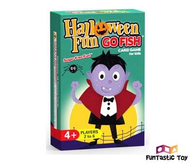 Product image of Halloween Fun Go Fish
