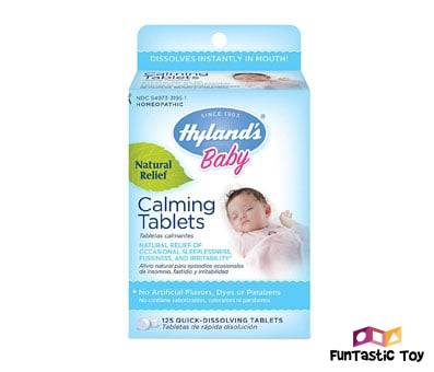 Product image of Hylands Baby Calming Tablets