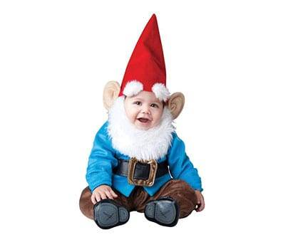 Product image of InCharacter Lil Garden Gnome Infant Costume