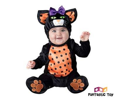 Product image of InCharacter Mini Meow Infant Costume