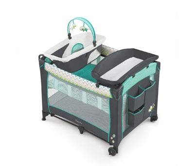 Product image of Ingenuity Smart and Simple Packable Portable Playard