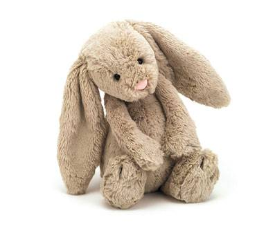 Product image of Jellycat Bashful Beige Bunny