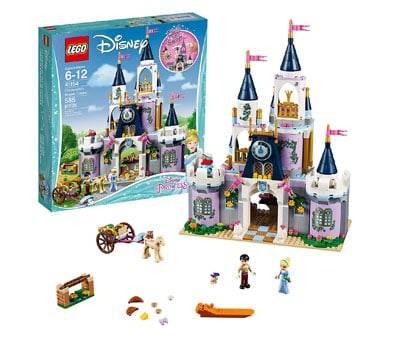Product image of LEGO Disney Princess Cinderellas Dream Castle