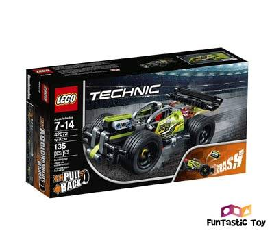 Product image of LEGO Technic WHACK! building kit