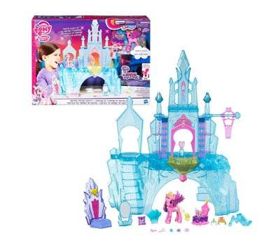 Product image of My Little Pony Explore Equestria Crystal Empire Castle