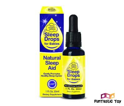 Product image of Natural Herbal SleepDrops for Babies