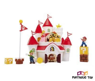 Product image of Nintendo Super Mario Deluxe Mushroom Kingdom