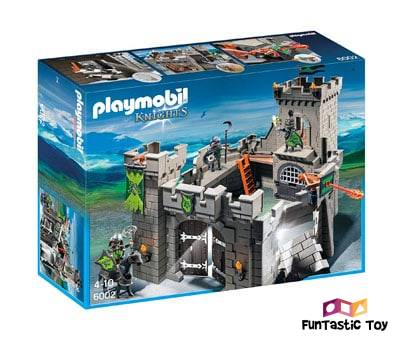Product image of PLAYMOBIL Wolf Knights Castle