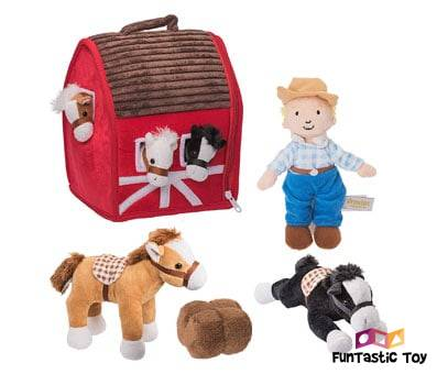 Product image of Prextex Plush Farm House