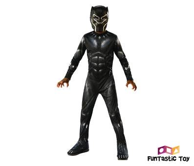 Product image of Rubies Black Panther Childs Costume