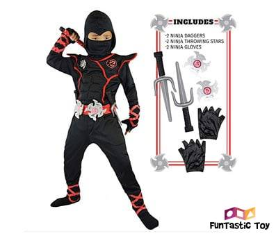 Product image of Spooktacular Boy Ninja