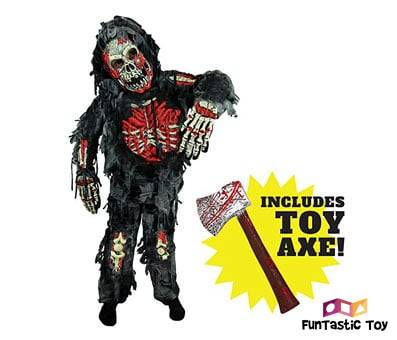 Product image of Spooktacular Creations Zombie Deluxe Costume
