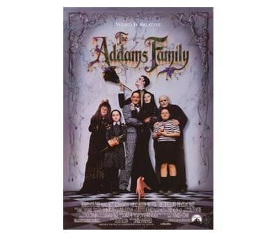 Product image of The Addams Family