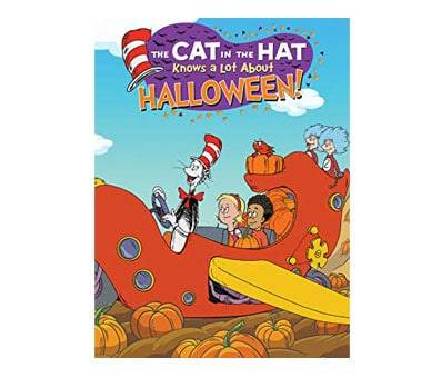 Product image of The Cat in the Hat Knows a Lot About Halloween