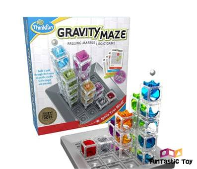 Product image of ThinkFun Gravity Maze Marble Run for Boys and Girls