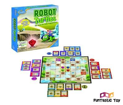 Product image of ThinkFun Robot Turtles