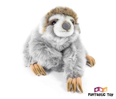 Product image of VIAHART Siggy The Threetoed Sloth Baby