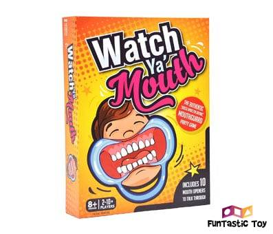 Product image of Watch Ya Mouth