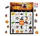 Small Product image of MISS FANTASY Halloween Bingo Game