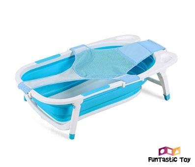 Product image of BABY JOY Baby Folding Bathtub
