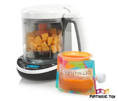 Product image of Baby Brezza Small Baby Food Maker Set
