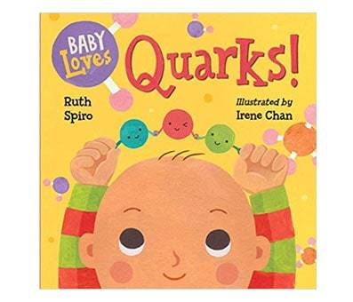 Product image of Baby Loves Quarks (Baby Loves Science)