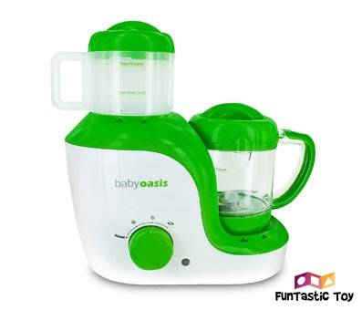 Product image of Baby Oasis Smart Planet BFM-1
